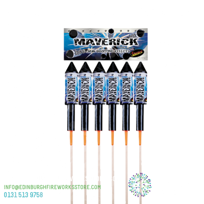 Maverick-Rockets-by-Blackcat-Fireworks-from-Edinburgh-Fireworks-Store