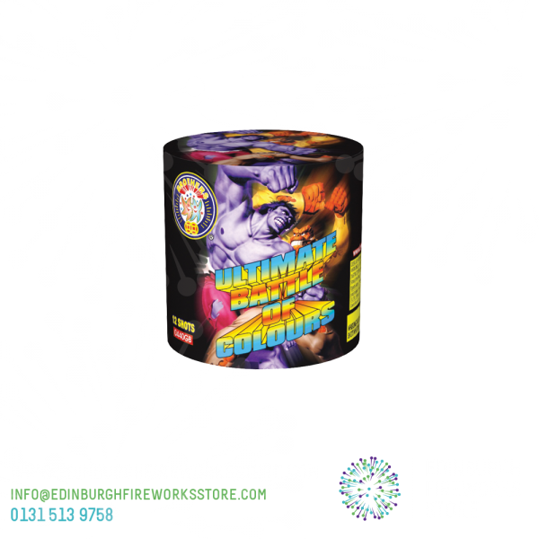 Ultimate-battle-of-colours-Brother-Pyrotechnics-from-Edinburgh-Fireworks-Store