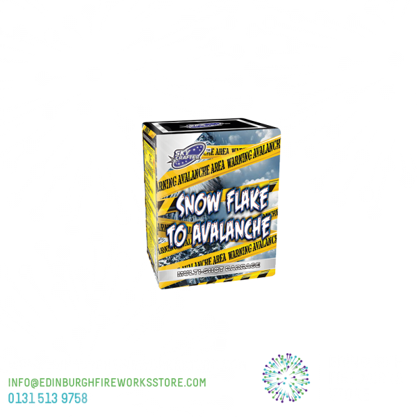 Snow-Flake-To-Avalanche-by-Sky-Crafter-Fireworks-from-Edinburgh-Fireworks-Store